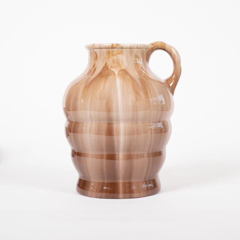 Glazed Newtone pottery jug c. 1930