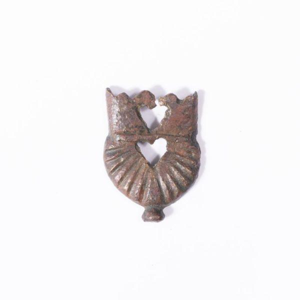 Roman Cast Iron Brooch, 2nd Century AD