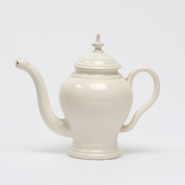 English Creamware Bubby Pot